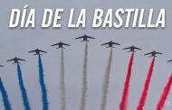 Desfile Aéreo en el Día de la Bastilla 2019