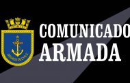 Armada se refiere a lamentable accidente en Corral