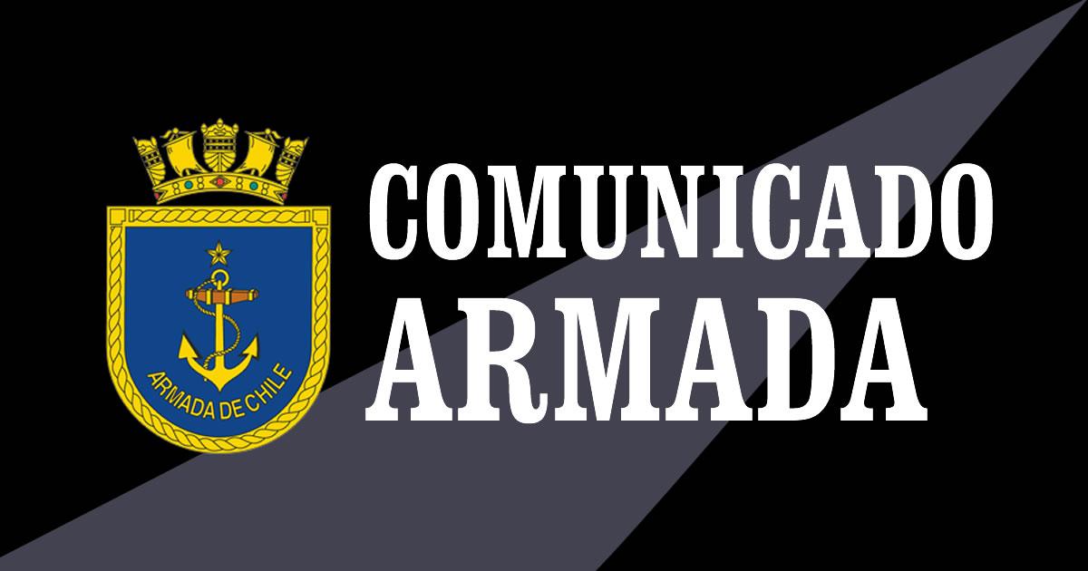 Armada se refiere a lamentable accidente en Corral