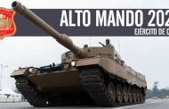 ALTO MANDO 2020: Ejército de Chile