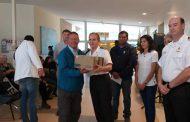 """Armada apoya operativo médico de Fundación """"Acrux"""" que busca entregar más de 2.000 atenciones en Juan Fernández"""