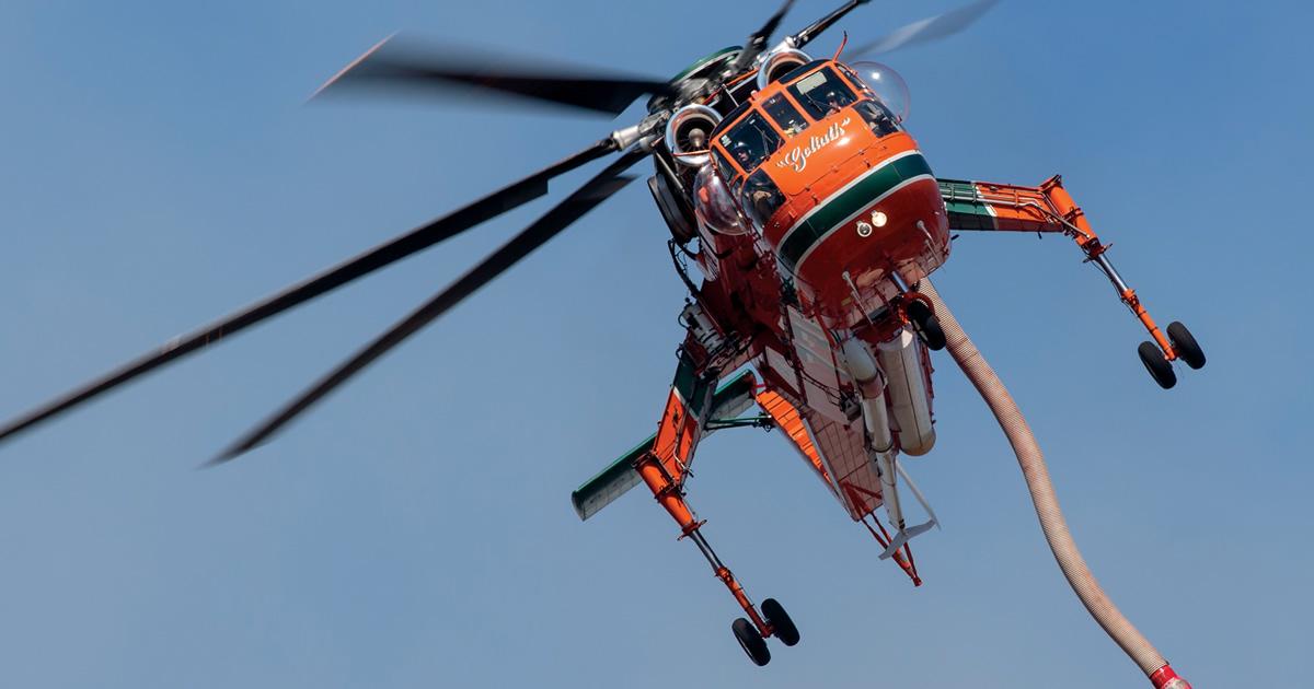 Photo of Llegan a Chile helicópteros más grandes y eficientes en el combate de incendios forestales