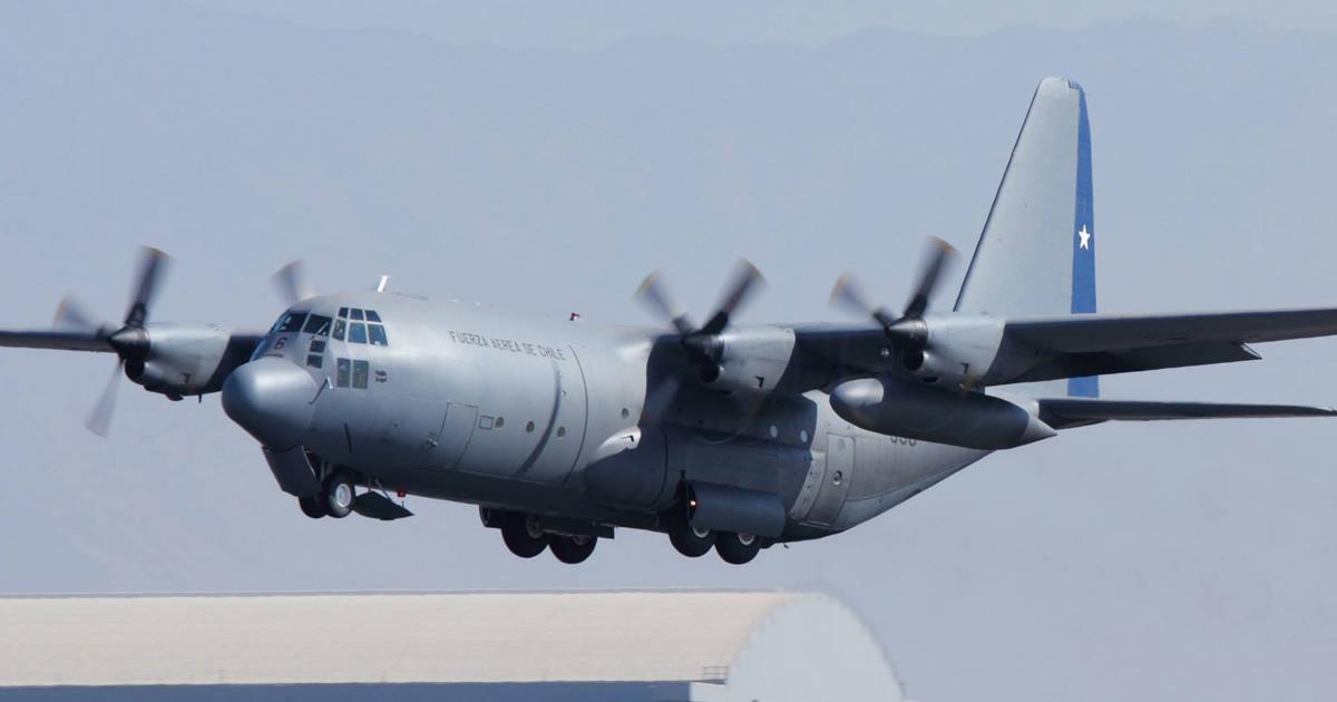 FACH pierde contacto con aeronave C-130 Hércules rumbo a la Antártica