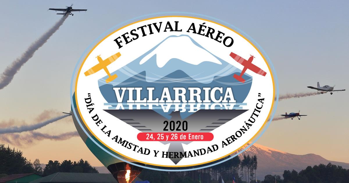 Photo of [VIDEO] Se nos acerca el Festival Aéreo de Villarrica 2020