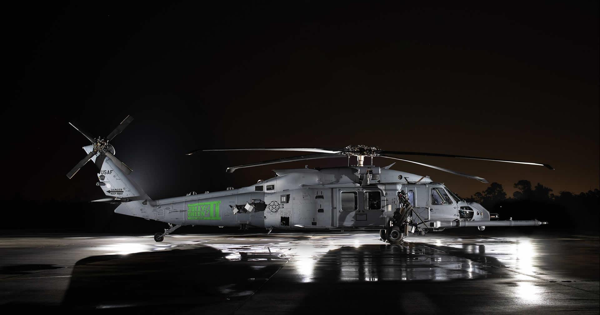 El programa de helicópteros Sikorsky HH-60W obtiene el segundo contrato de producción
