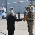 Ministerio de Defensa destaca el aporte de las FAs en el apoyo a la estrategia sanitaria para el control de la pandemia