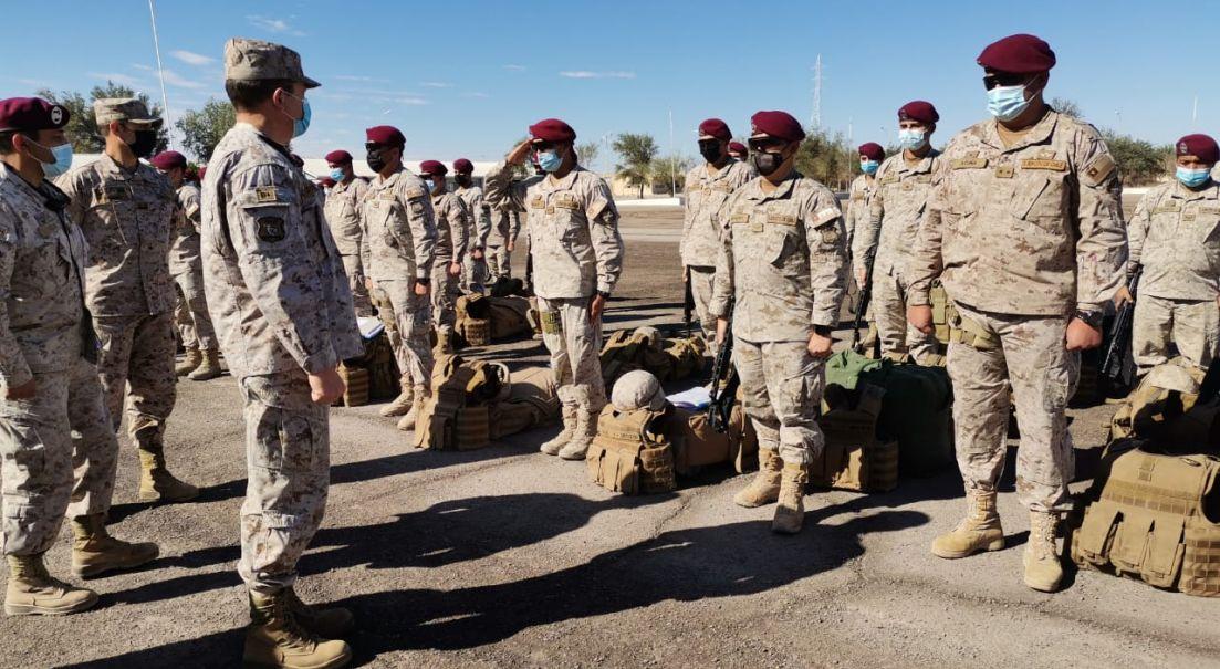 Ejército se despliega para primarias presidenciales 2021