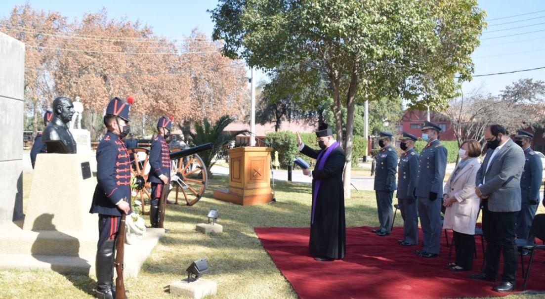 """Conmemoración del duodécimo aniversario del Campo Militar """"General Carlos Prats González"""""""