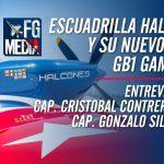 Escuadrilla de Alta aacrobacia Halcones   GB1 Gamebird   Fuerza Aérea de Chile (ESPECIAL FGMEDIA)