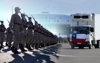 Gran Parada Militar 2021 reafirma compromiso con la patria y la sociedad
